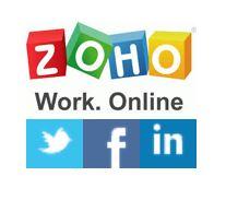 Zoho_social_media Logo